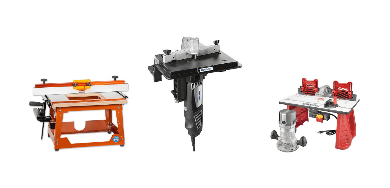 best router bit for tables