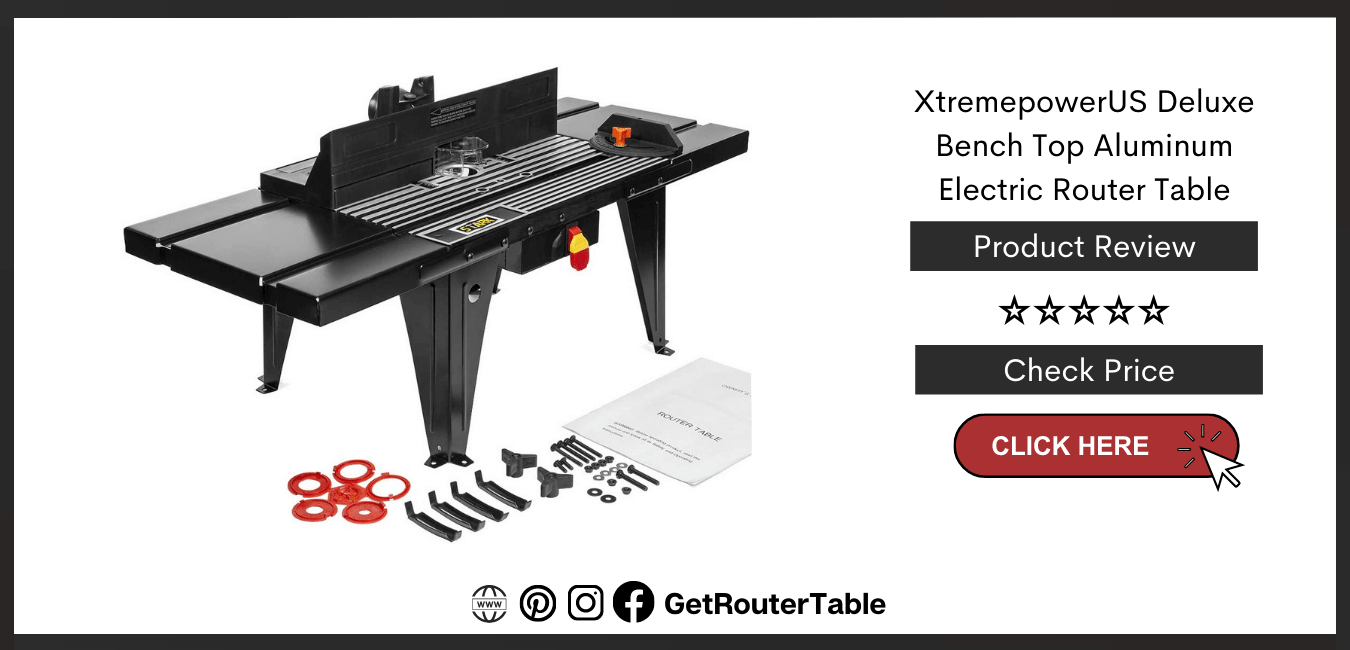best value wood router table