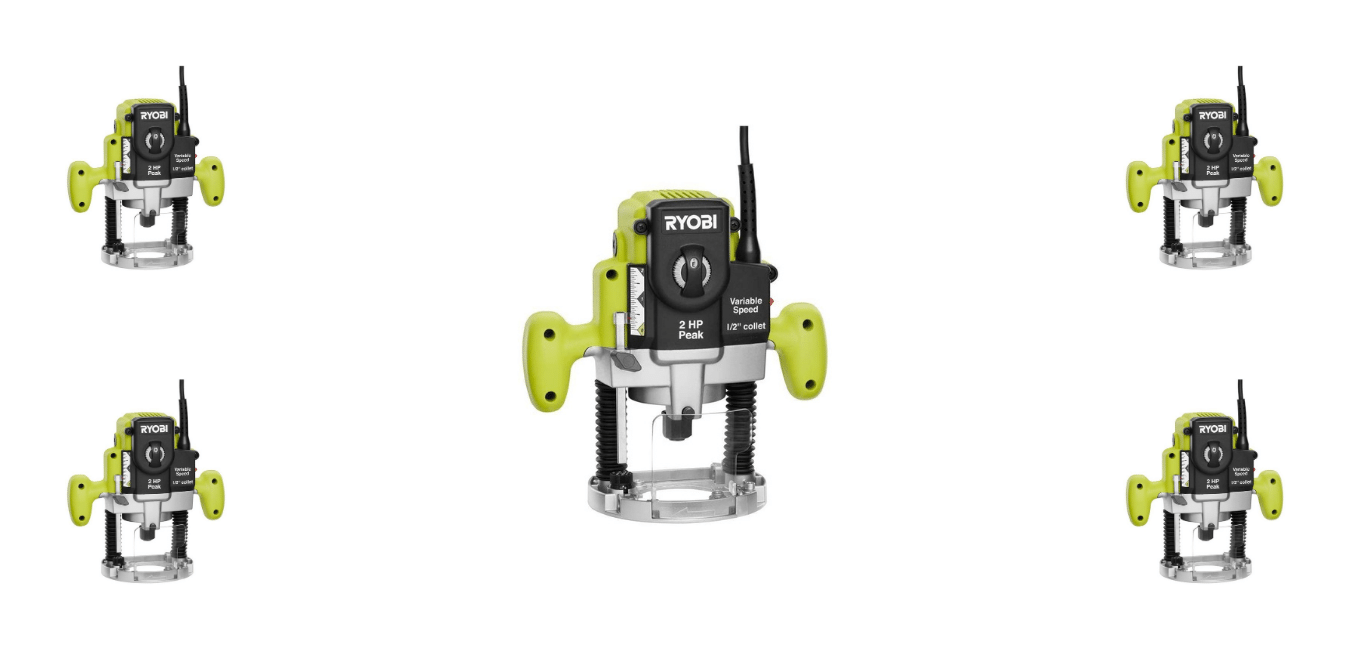 Ryobi Plunge Router Review
