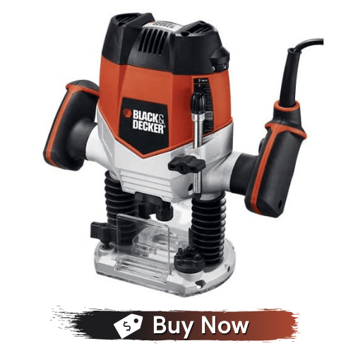 Black Decker RP250 Router Best Router for Table Mounting